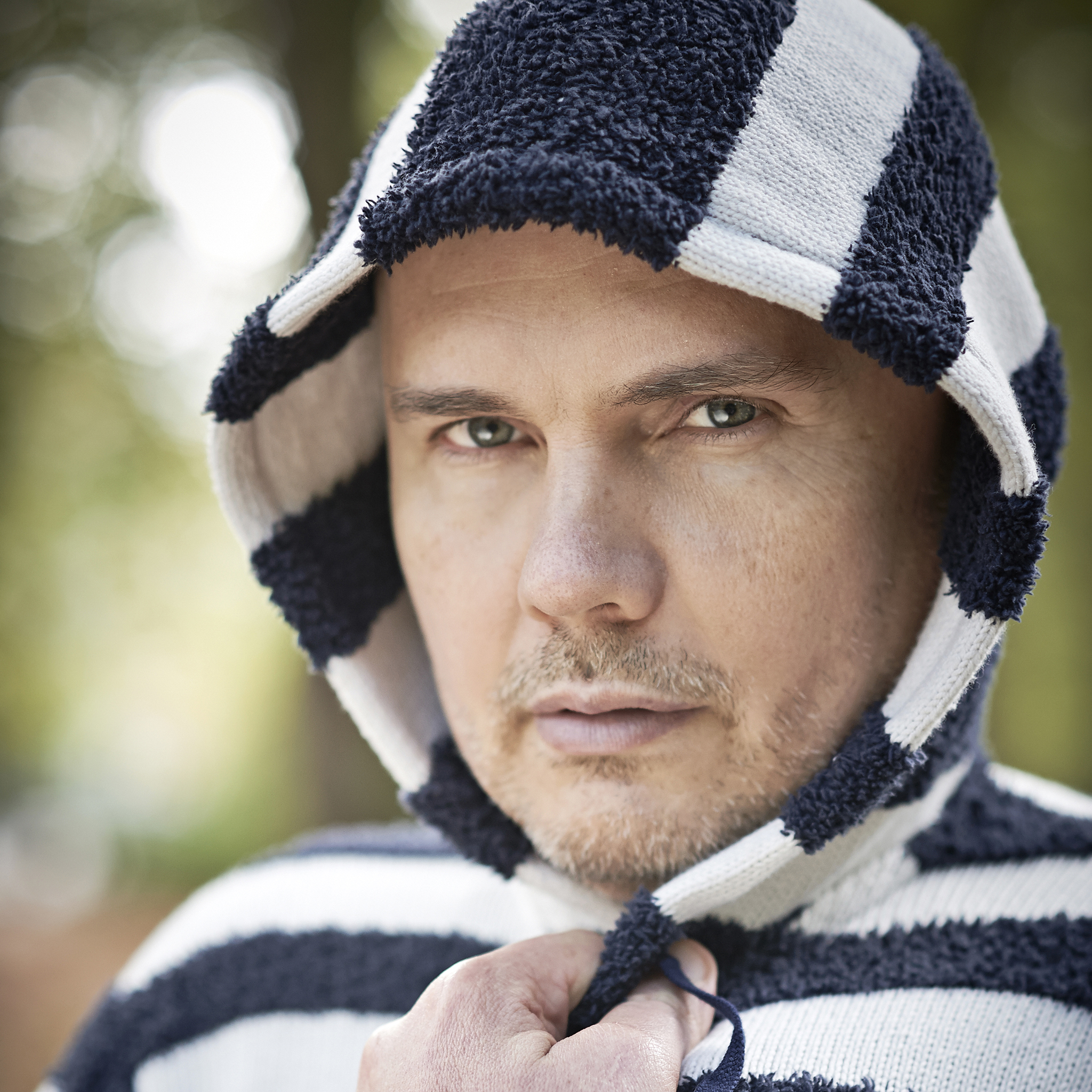 """Billy Corgan On Kurt Cobain: """"He And I Were The Top Two Scribes, And Everybody Else Was A Distant Third"""""""