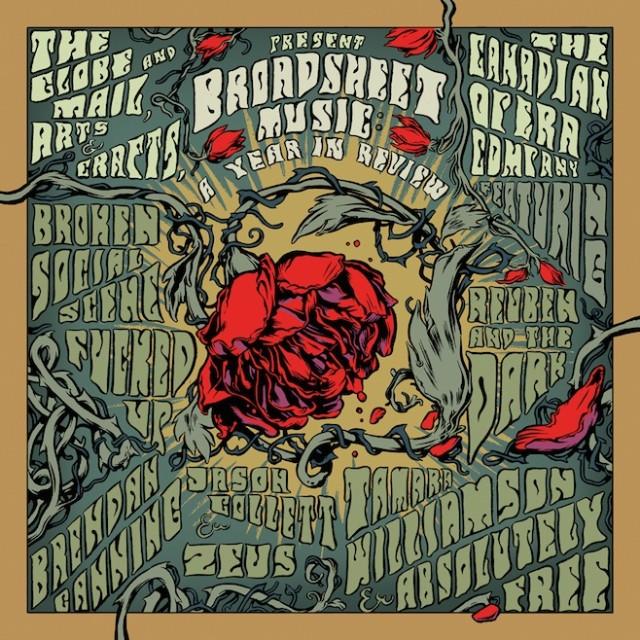 Broadsheet Music Year In Review