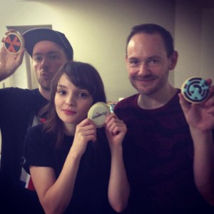 """Chvrches Prep For LP2 With A Cover Of Seal's """"Crazy"""""""