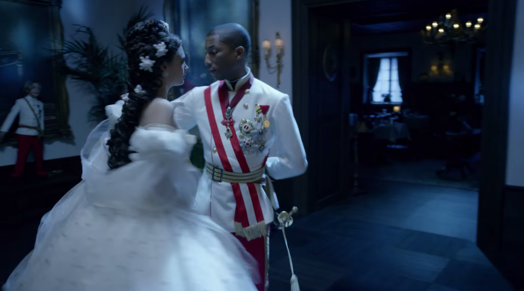"Watch Chanel's ""Reincarnation"" Short Starring Pharrell & Cara Delevingne"