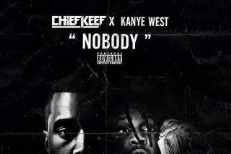 """Chief Keef – """"Nobody"""" (Feat. Kanye West)"""