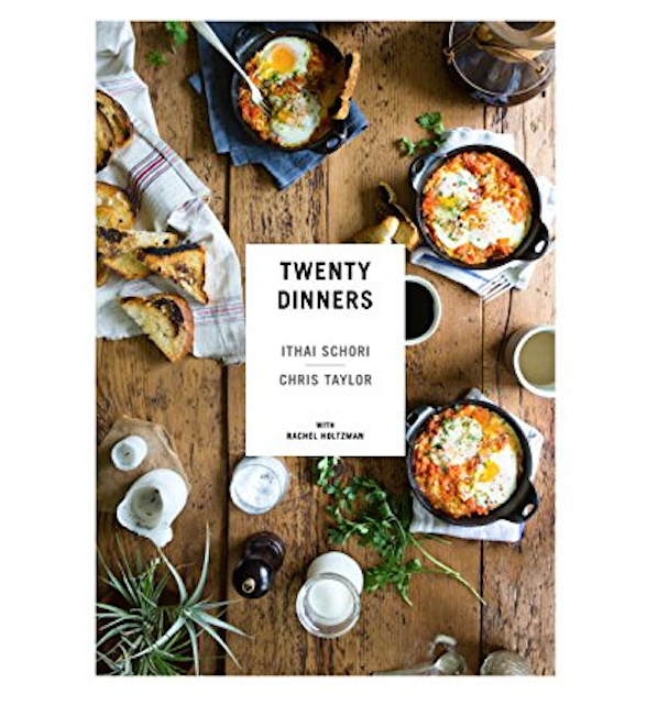Chris Taylor - Twenty Dinners