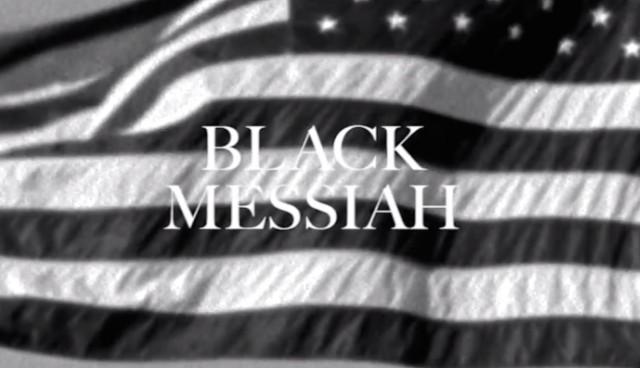 D'Angelo - Black Messiah teaser