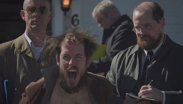Dan Deacon in Unedited Footage Of A Bear