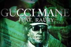 "Gucci Mane – ""Dead People"" (Feat. Raury)"