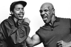 Earl Sweatshirt and Mike Tyson