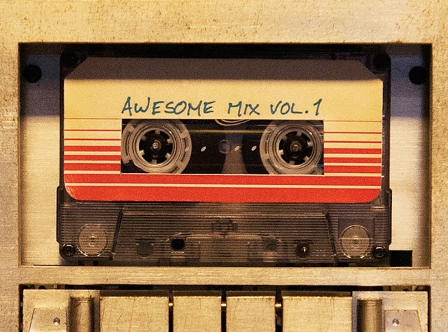 Guardians Of The Galaxy - Awesome Mix Vol. 1
