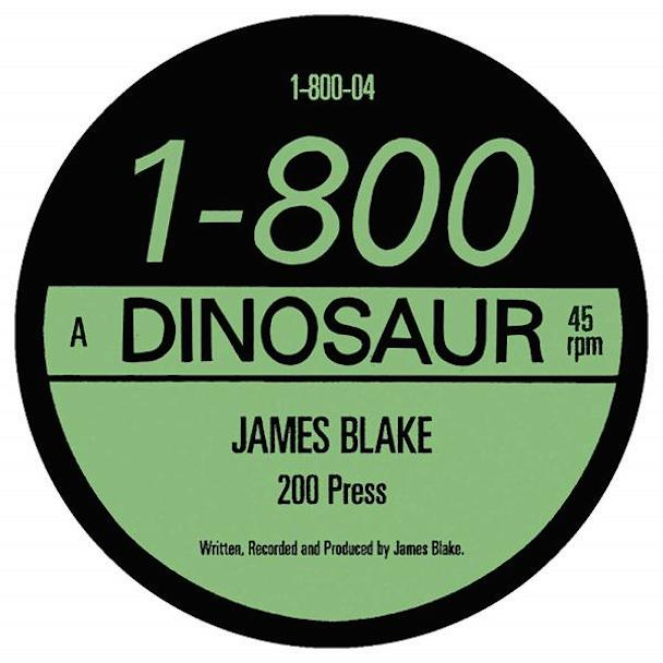 Stream James Blake <em>200 Press</em> EP