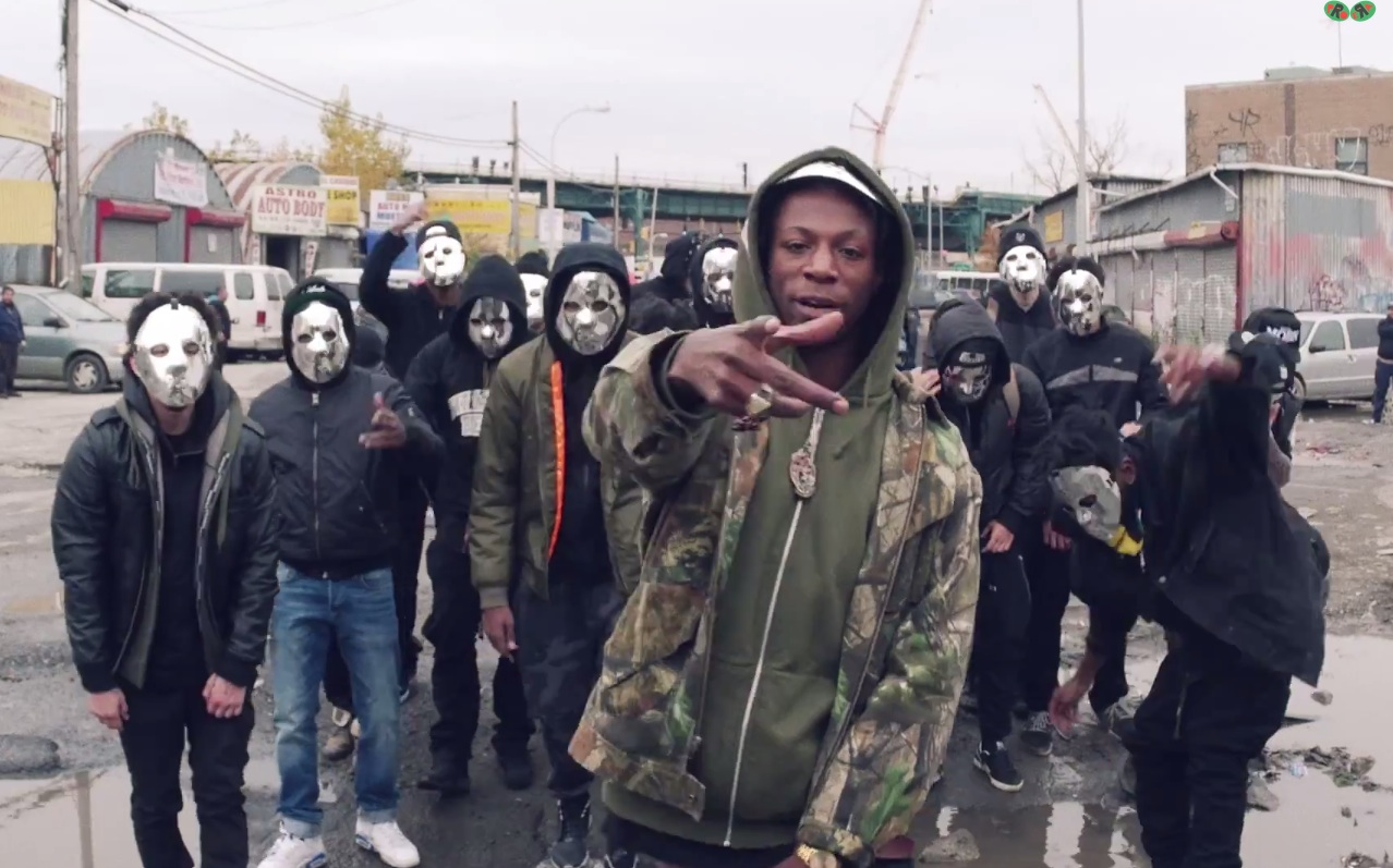 "Joey Bada$$ – ""No. 99″ Video"