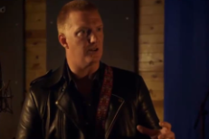 Watch Josh Homme On British Comedy Show <em>Toast Of London</em>