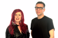 "Kate Pierson – ""Mister Sister"" Video (Feat. Fred Armisen)"