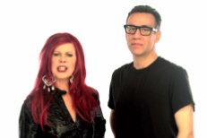 Kate Pierson & Fred Armisen