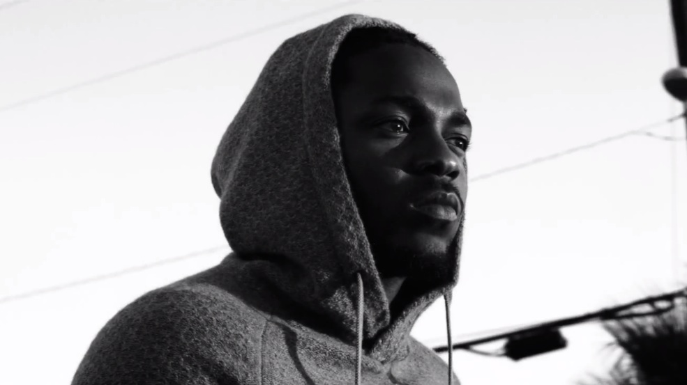Watch Kendrick Lamar's Cinematic Reebok Ad