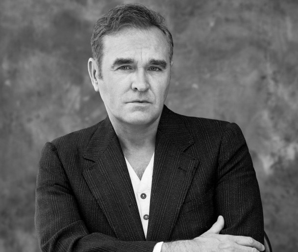 Morrissey's About To Record Another Album