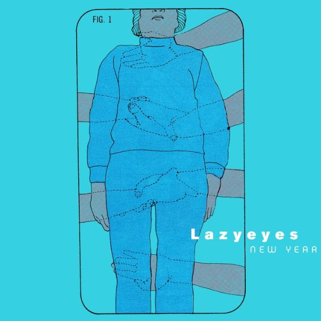 Stream Lazyeyes New Year (Stereogum Premiere)