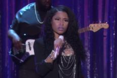 Watch Nicki Minaj On <em>Ellen</em>