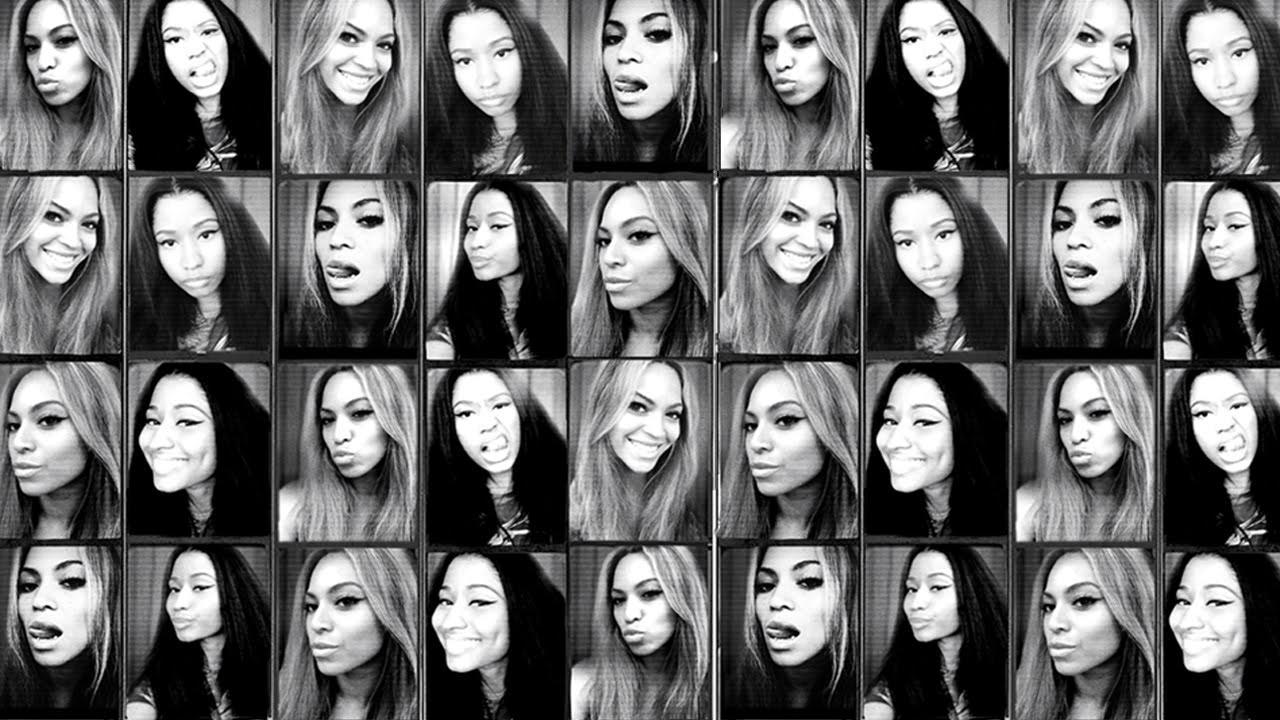 "Nicki Minaj – ""Feelin' Myself"" (Feat. Beyoncé)"