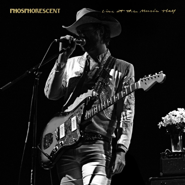 Phosphorescent - Live At The Music Hall