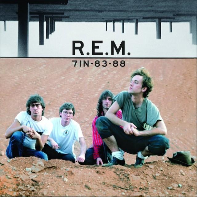 R.E.M. 7IN -- 83-88