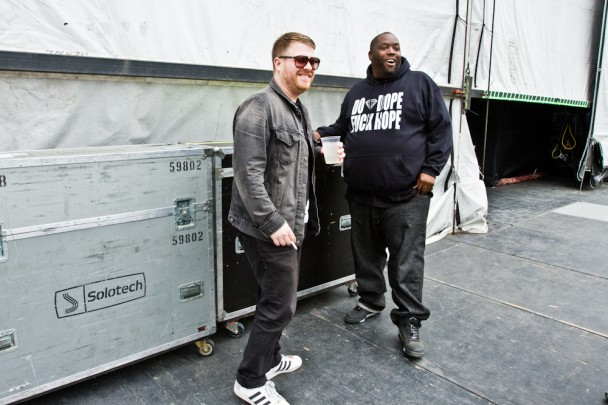 Run The Jewels, YG, And The Magnetic Appeal Of Male Friendship