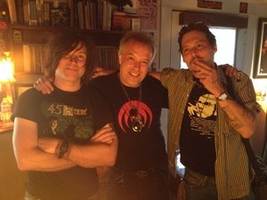Ryan Adams, Jello Biafra, Johnny Depp