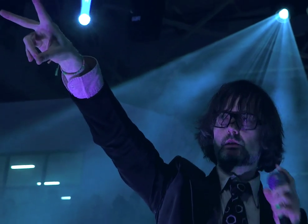 """Watch Jarvis Cocker Cover Celine Dion's """"The Power Of Love"""" At Vice20"""