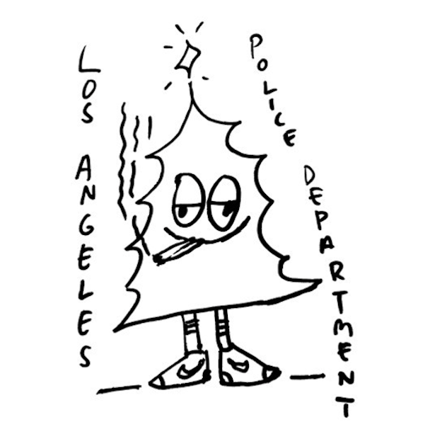 """Los Angeles Police Department - """"Oh Lonely Night"""""""