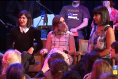 Sleater-Kinney on The Chris Gethard Show