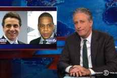 The Daily Show on Jay-Z