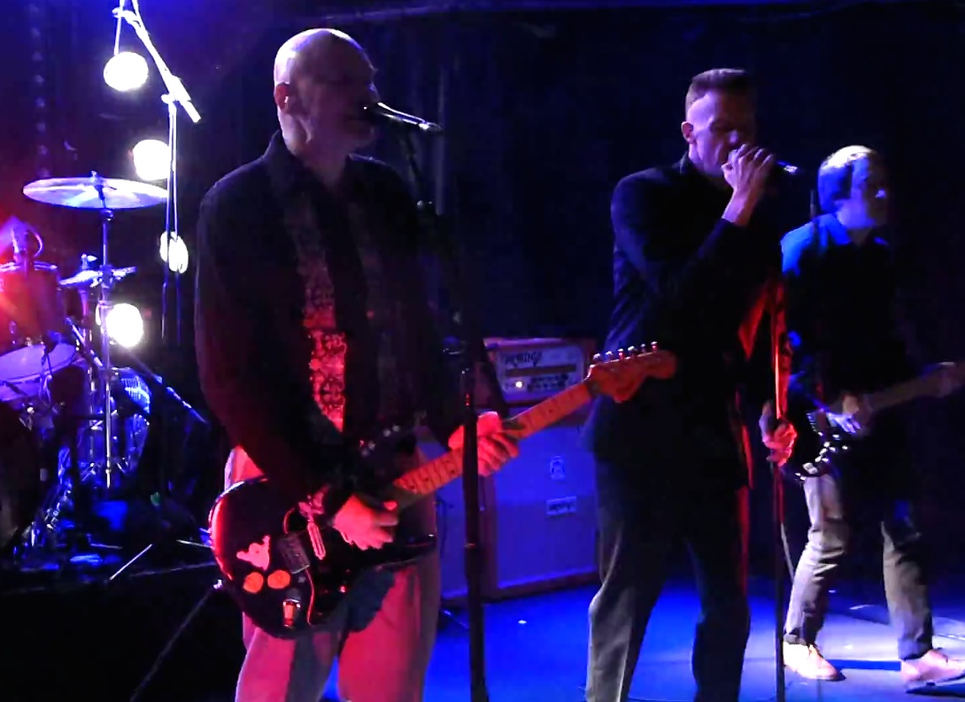 Watch The Smashing Pumpkins & Die Antwoord's Ninja Cover David Bowie