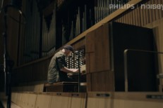 Wild Beasts pipe organ