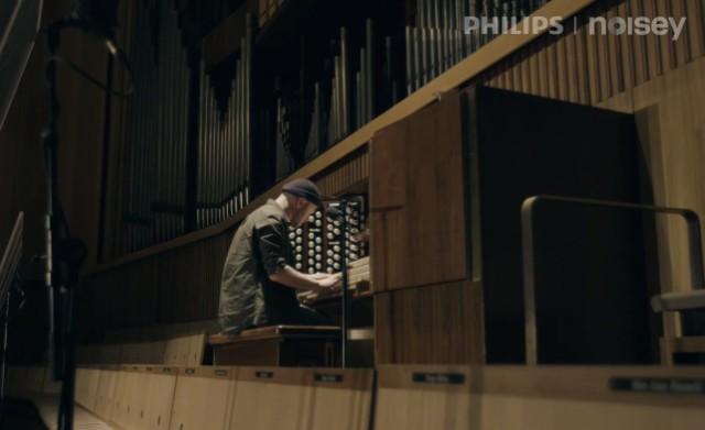 Wild Beasts pipe organ