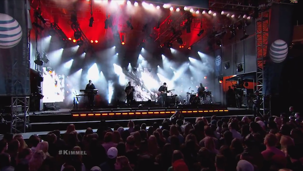 """Watch Alt-J Perform """"Every Other Freckle"""" and """"Left Hand Free"""" On Kimmel"""