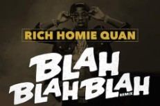 "Rich Homie Quan - ""Blah Blah Blah (Remix)"" (Feat. Ty Dolla $ign, Fabolous, & Dej Loaf)"