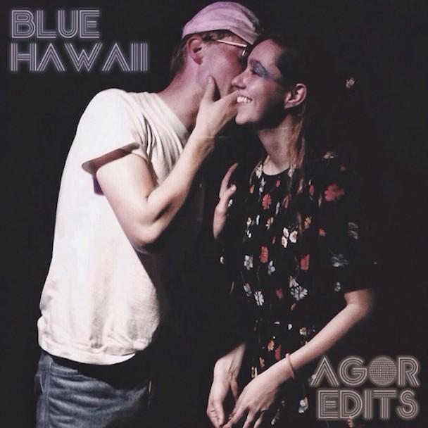 Stream Blue Hawaii Agor Edits Mixtape