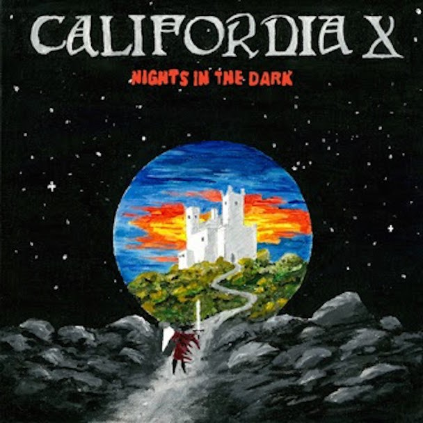 """California X - """"Red Planet"""""""