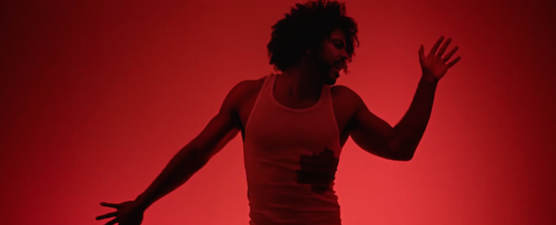 "clipping. – ""Get Up"" Video (Stereogum Premiere)"