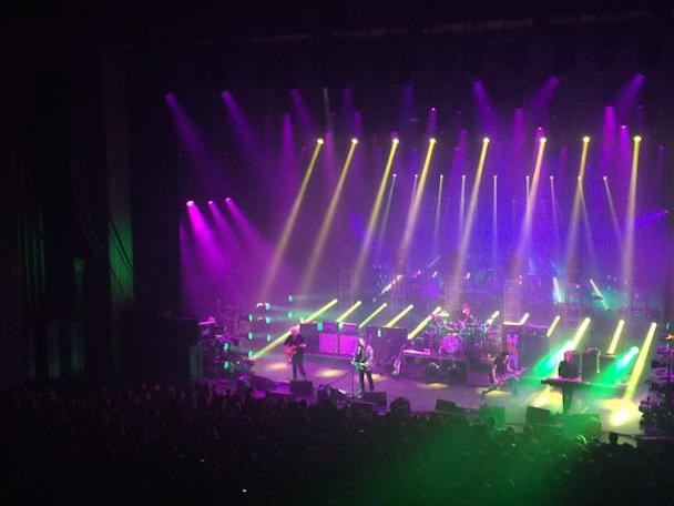 """The Cure Play """"A Man Inside My Mouth"""" Live For The First Time In Rarity-Packed London Show"""