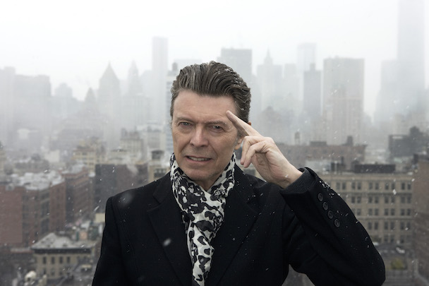David Bowie Turned Down Coldplay Collab Because It Wasn't Good Enough
