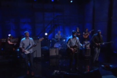 "Watch The Decemberists Perform ""Make You Better"" On Conan"