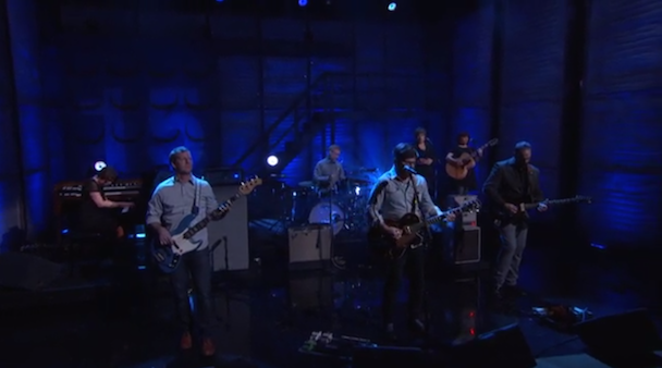 """Watch The Decemberists Perform """"Make You Better"""" On Conan"""