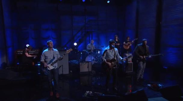 Watch The Decemberists Perform &#8220;Make You Better&#8221; On <em>Conan</em>