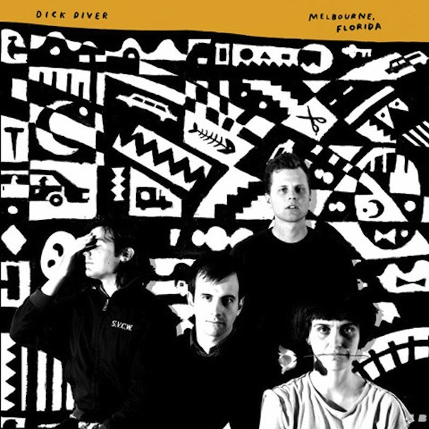 "Dick Diver - ""Waste The Alphabet"""