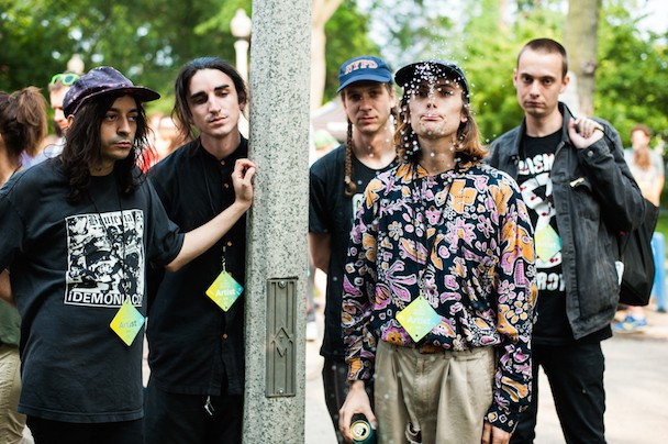DIIV Respond To Controversy Over Bassist's Hateful 4Chan Comments