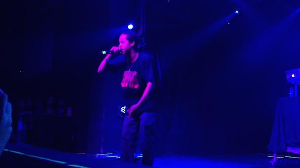 Watch Earl Sweatshirt Perform Five New Songs In Santa Ana