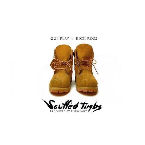 "Gunplay - ""Scuffed Timbs"" (Feat. Rick Ross) (Prod. Timbaland)"
