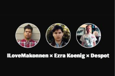 "iLoveMakonnen × Ezra Koenig × Despot – ""Down 4 So Long (Remix)"""