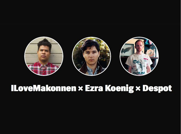 iLoveMakonnen & Ezra Koenig