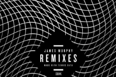 Stream James Murphy & IBM's Album Of Remixes Made With Tennis Data