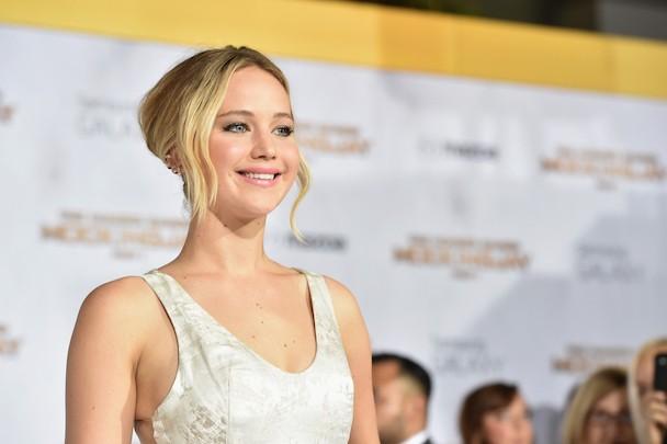 Jennifer Lawrence Officially Has A Hot 100 Single